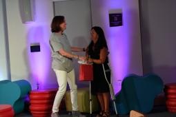 Lisa, a fellow yogi and director of TEDx Saint Andrews School, did an AMAZING job.